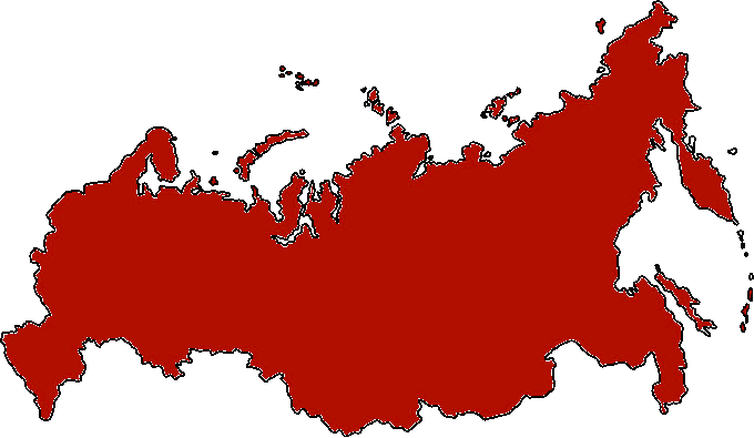 IDS Russia map